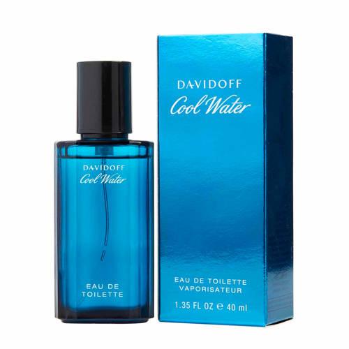 Davidoff Cool Water Homme Eau De Toilette Natural Spray 40ml