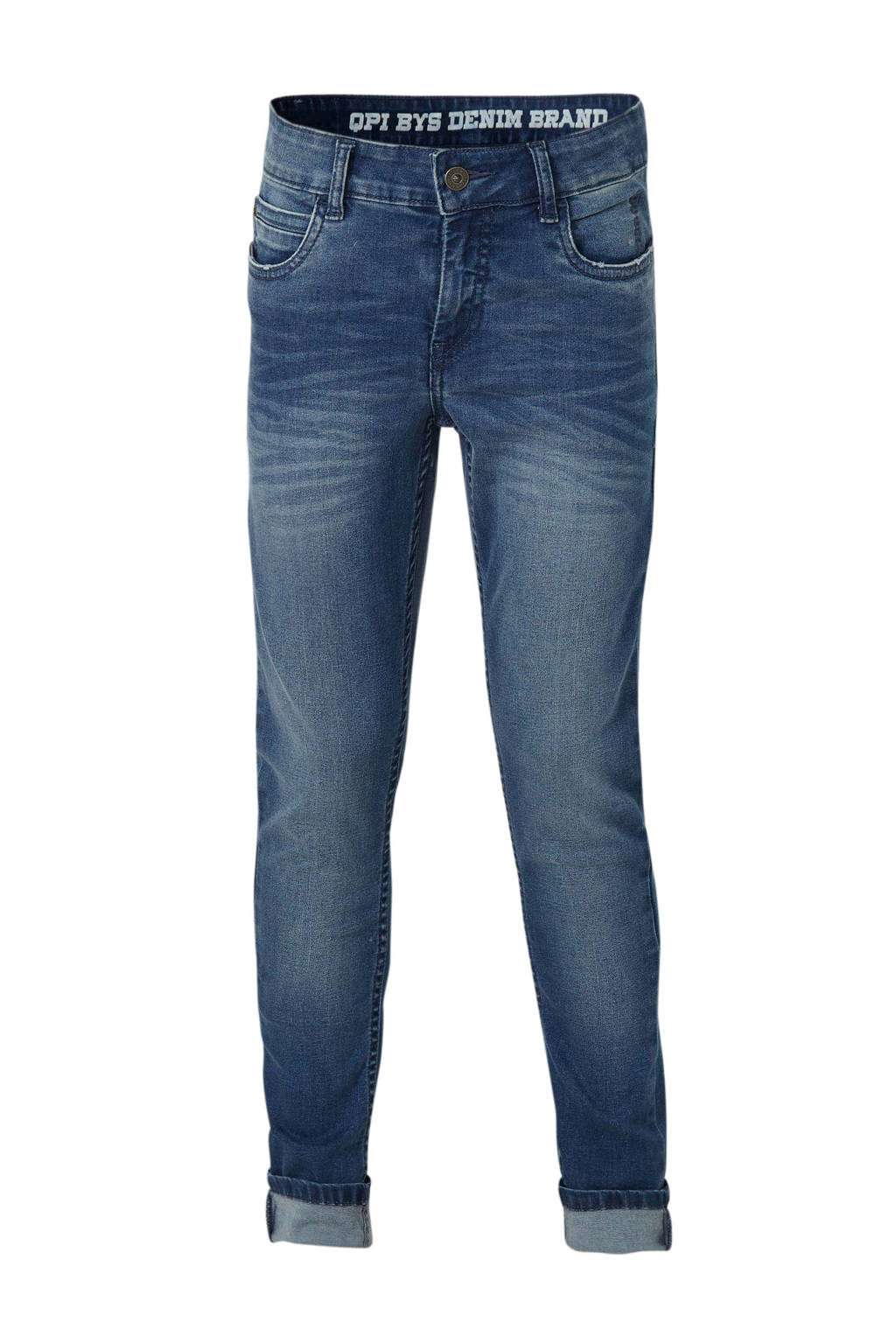 Quapi regular fit jeans Jake light denim, Light denim