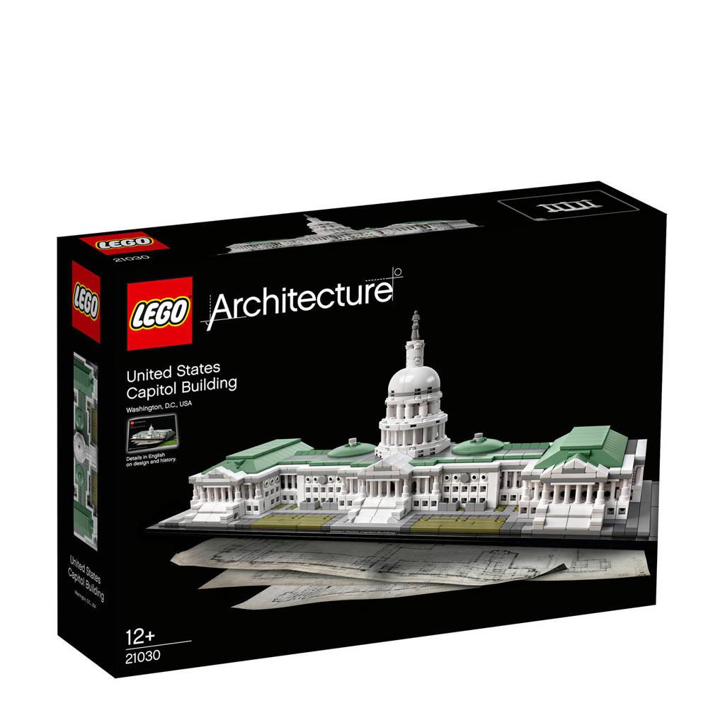 LEGO Architecture Verenigde Staten Capitol Building 21030