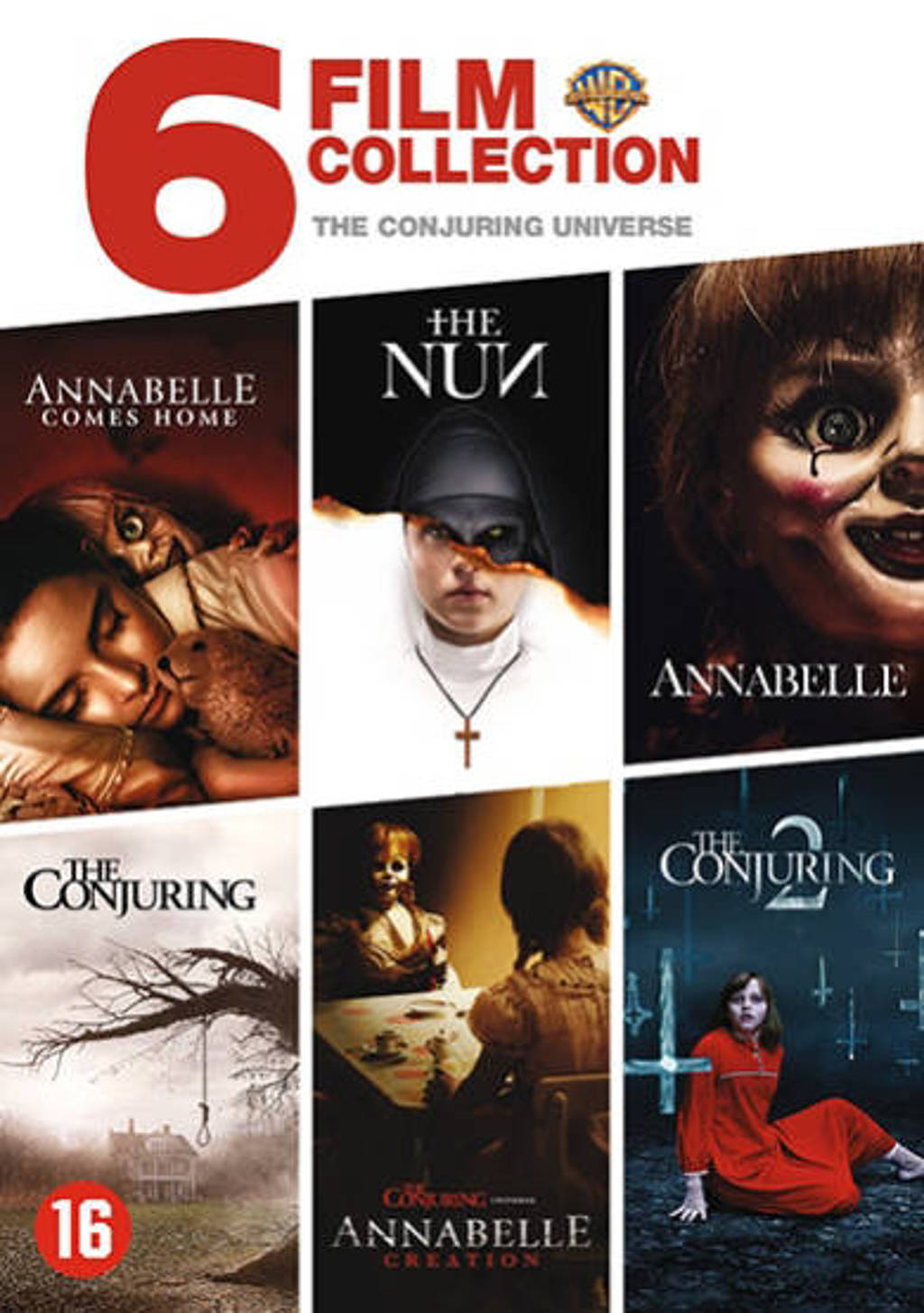 Conjuring Collection  (DVD)