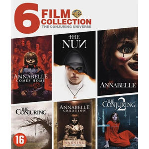 Conjuringcollection (Blu-ray)