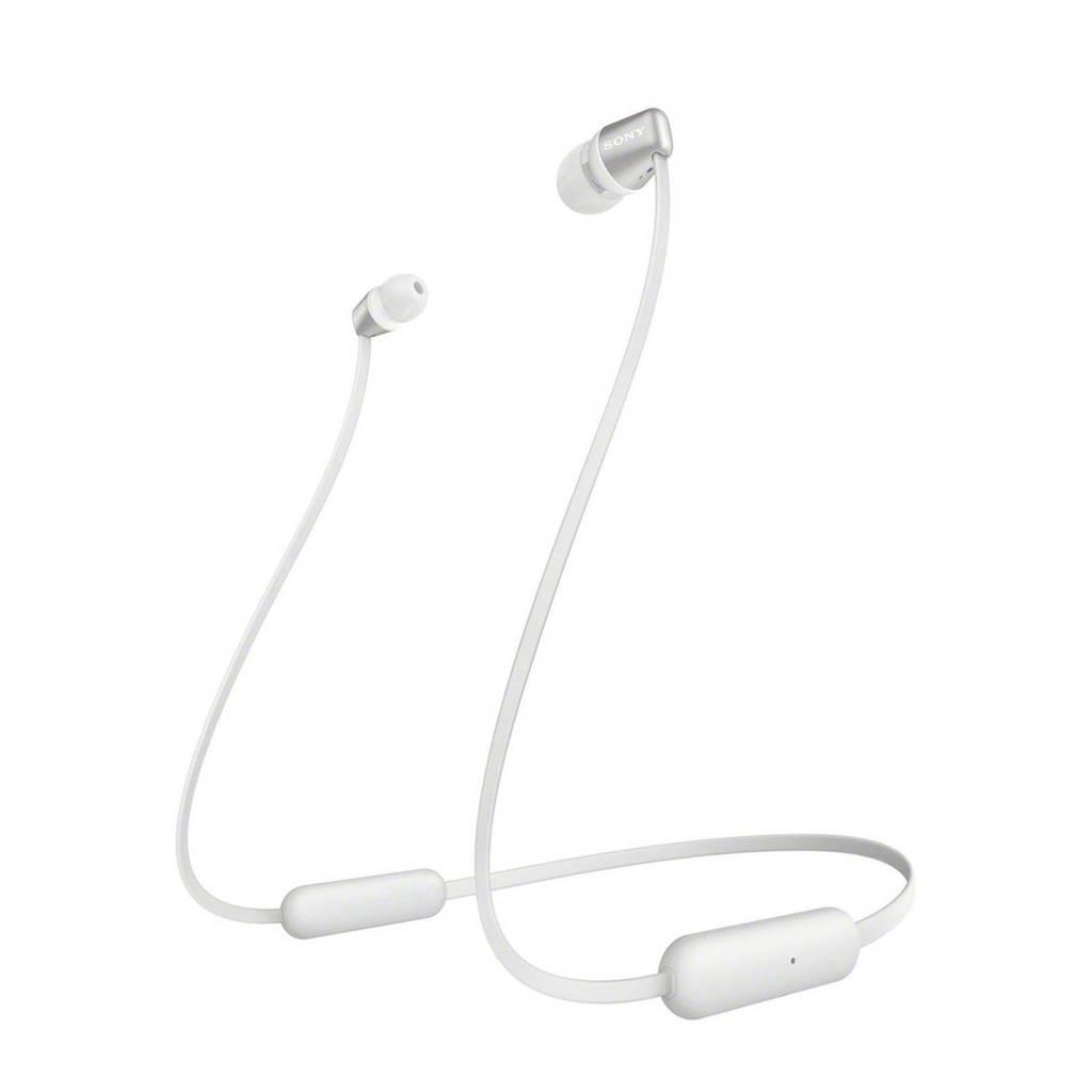 Sony  Bluetooth oortjes, Wit