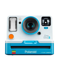 Polaroid  camera, Blauw