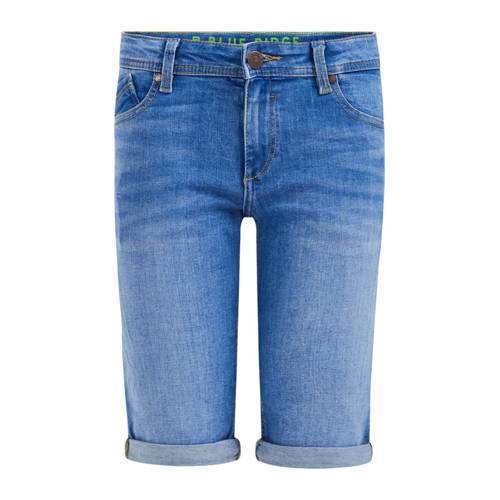 WE Fashion Blue Ridge straight fit jeans bermuda b