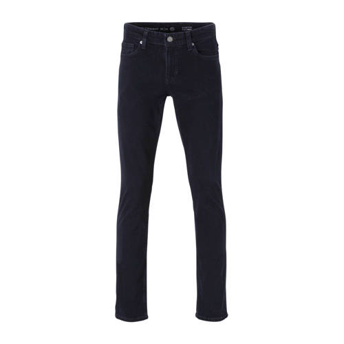 C&A The Denim slim fit jeans donkerblauw