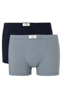 Tom Tailor boxershort (set van 2), Marine/blauw