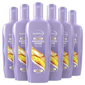 Special Oil & Shine shampoo - 6x300 ml