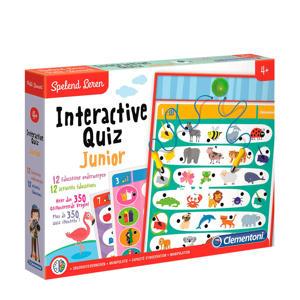 Spelend Leren interactive quiz jr.