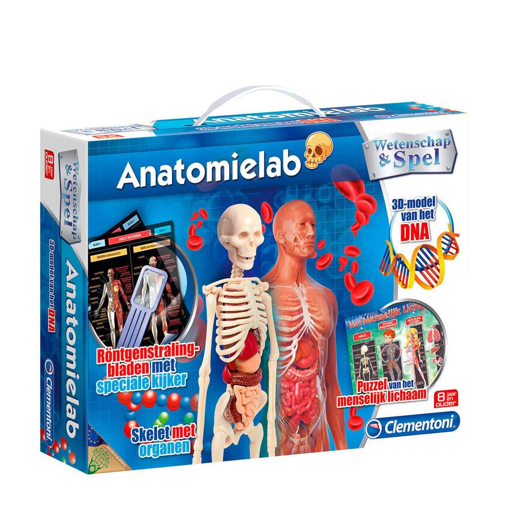 Clementoni  Wetenschap & Spel menselijk lichaam