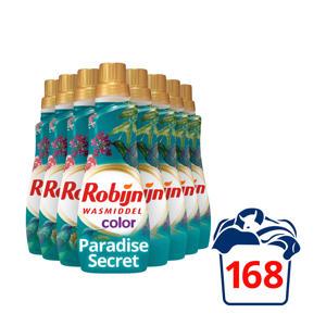 Klein & Krachtig Paradise Secret Color wasmiddel - 168 wasbeurten - vloeibaar