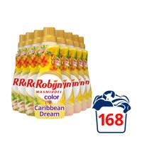 Robijn Klein & Krachtig Caribbean Dream Color wasmiddel - 168 wasbeurten - vloeibaar