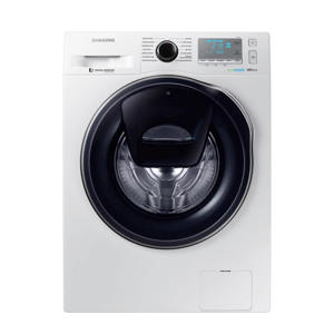 WW80K6605QW/EN wasmachine