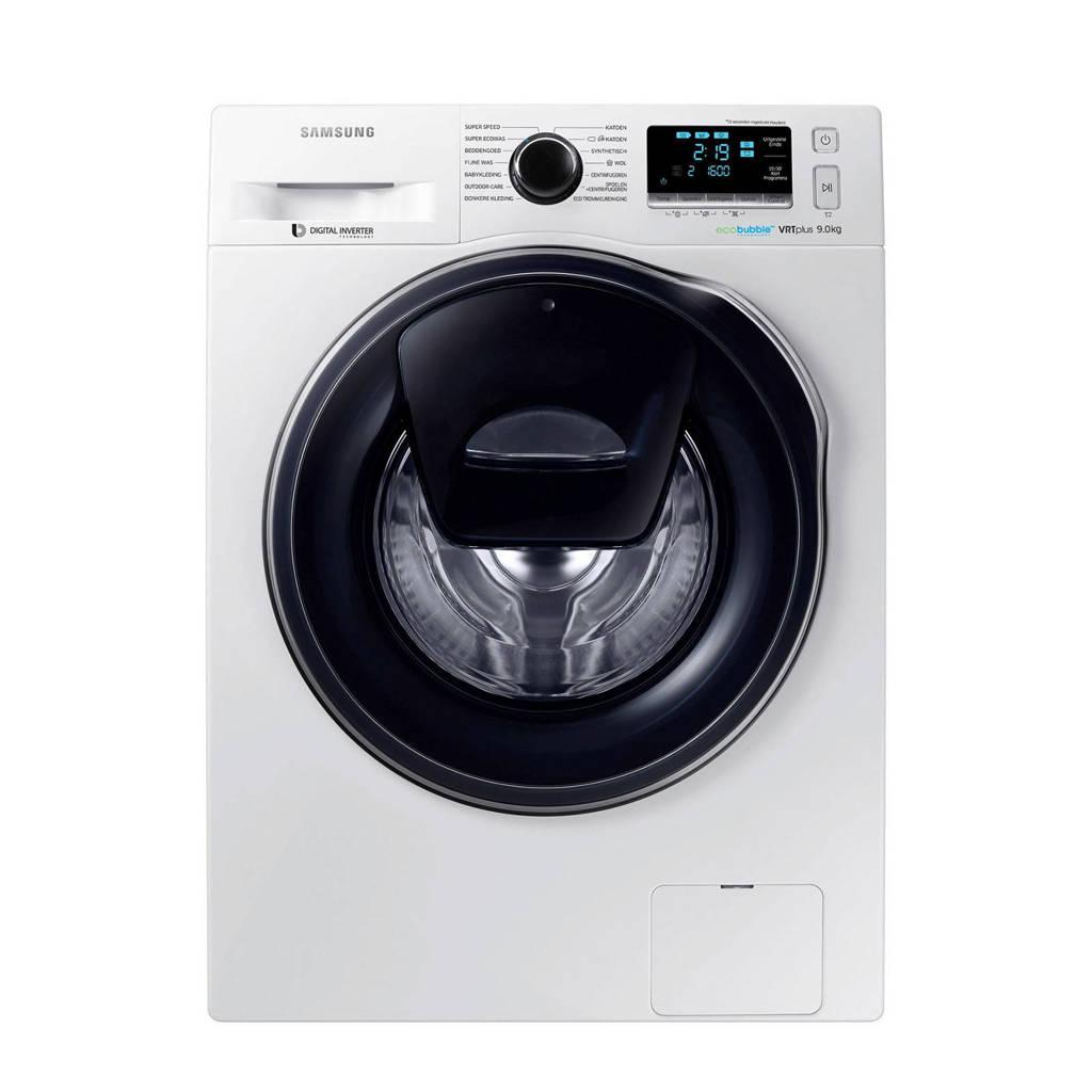Samsung WW90K6604QW/EN wasmachine