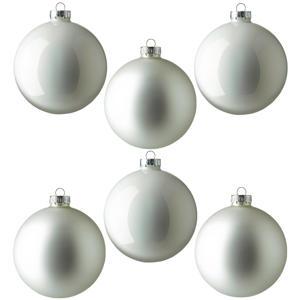 kerstbal (Ø8 cm) (set van 6)
