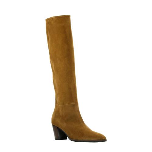 Maripe 29359 suède laarzen bruin