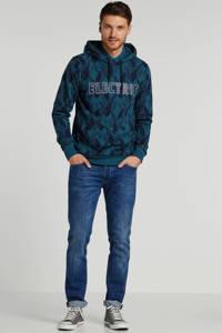 KUYICHI slim fit jeans Jamie blauw, Blauw