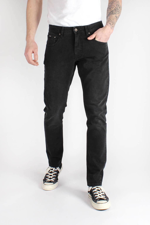 KUYICHI skinny fit jeans black used, Black used