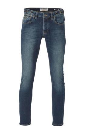 slim fit jeans Nick blauw