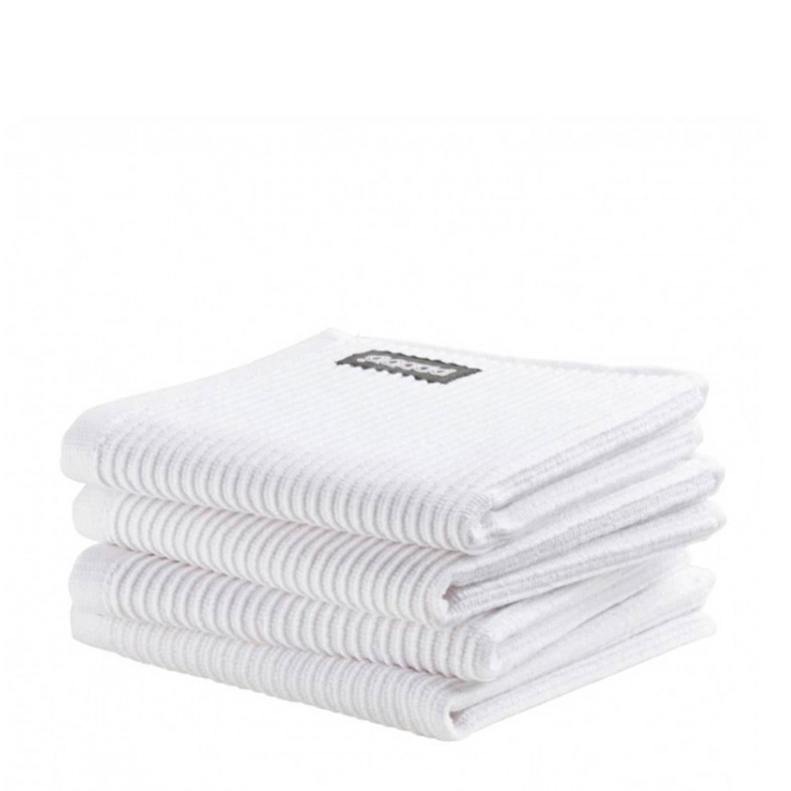 DDDDD Basic Clean vaatdoek set (30x30 cm) (set van 4) online kopen