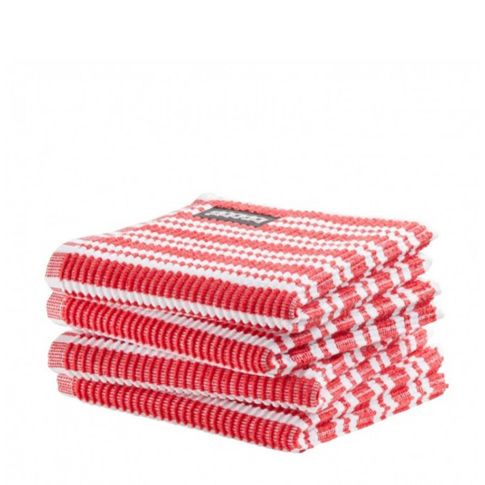 DDDDD Classic Clean vaatdoek set (30x30 cm) (set van 4) online kopen