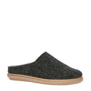 Miri pantoffels grijs