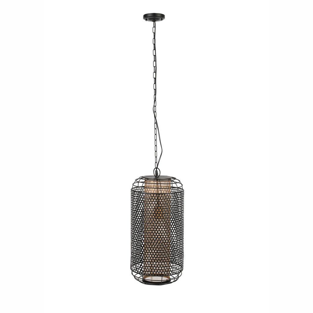 Dutchbone hanglamp Archer, Zwart