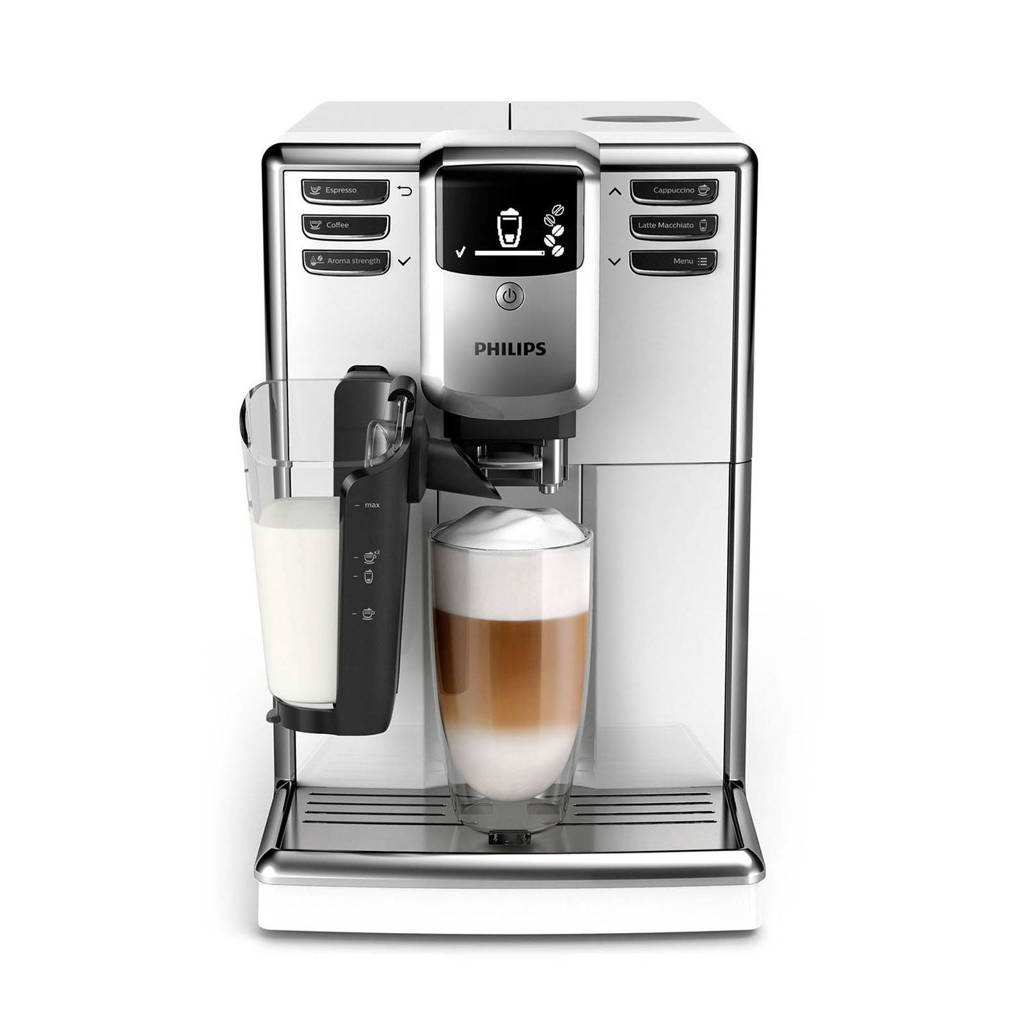 Philips EP5331/10 koffiemachine, Wit