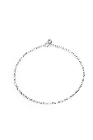 armband zilverkleurig