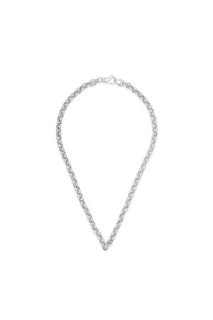 ketting PDM1320709  zilver