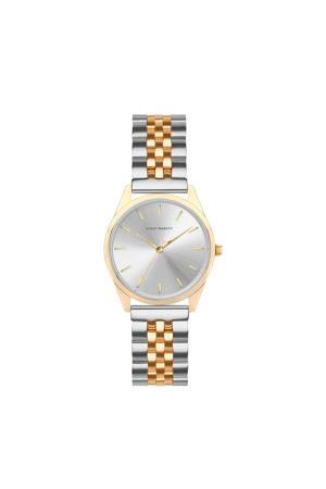 horloge Serene City VH04005 goud/zilverkleurig