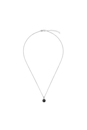 ketting PDM1330503 zilver
