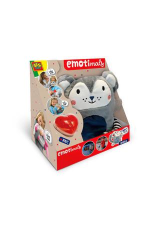 Emotimals - Mika interactieve knuffel