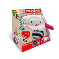 SES Emotimals - Lilly interactieve knuffel, Roze