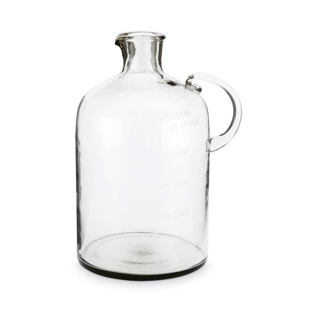 vtwonen vaas (inhoud 5000ml), Transparant