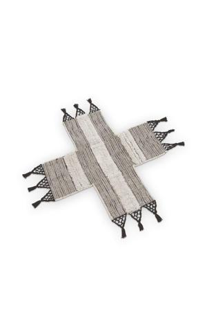 vloerkleed Cross  (90x90 cm)