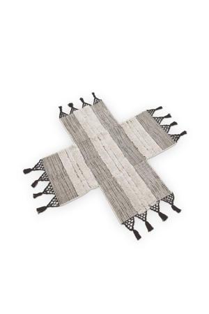 vloerkleed Cross  (120x120 cm)