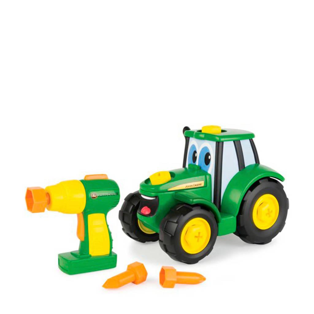 Tomy  Bouw een Johnny Tractor - John Deere