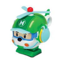 Silverlit  Robocar Poli Mini Transforming robot Helly, Groen