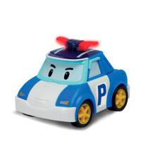 Silverlit  Robocar Poli Mini Transforming robot Poli, Blauw
