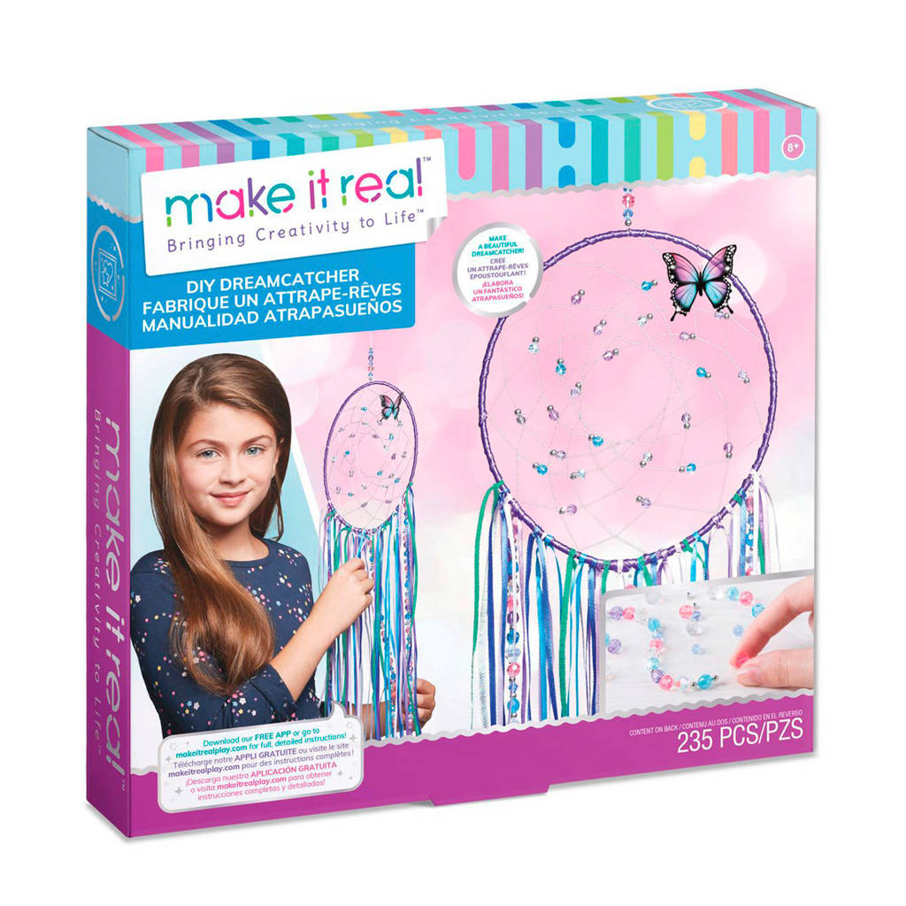 Make it Real  DIY Dromenvanger maken