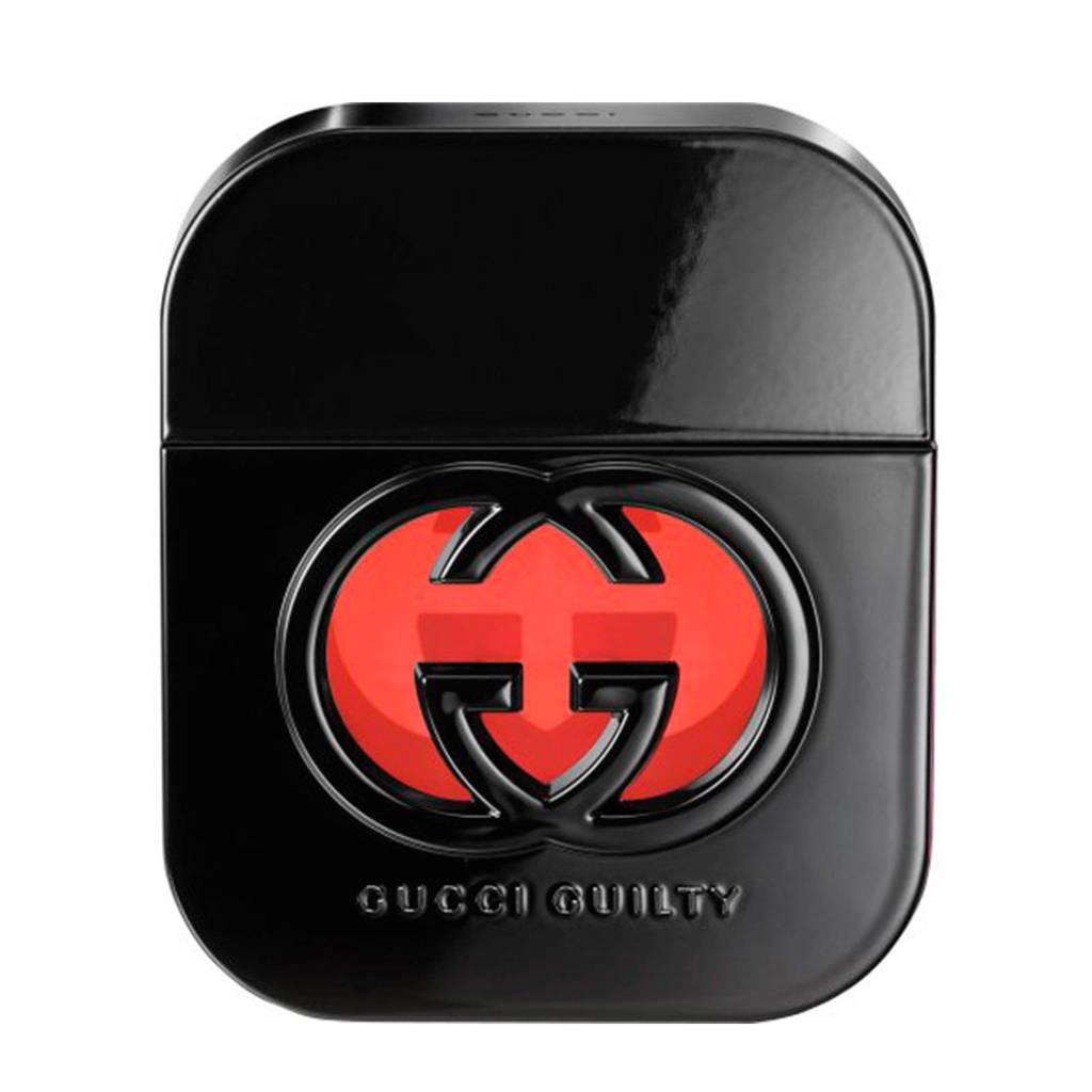 Gucci Guilty Black W eau de toilette - 50 ml