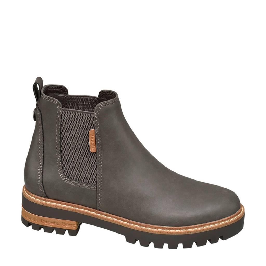 Bench   chelsea boots grijs, Grijs