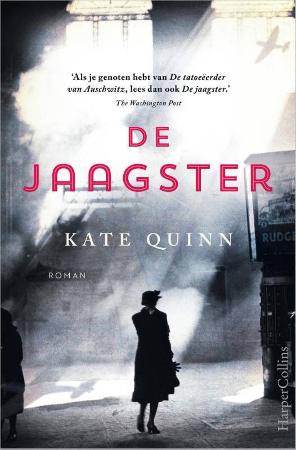 De jaagster - Kate Quinn