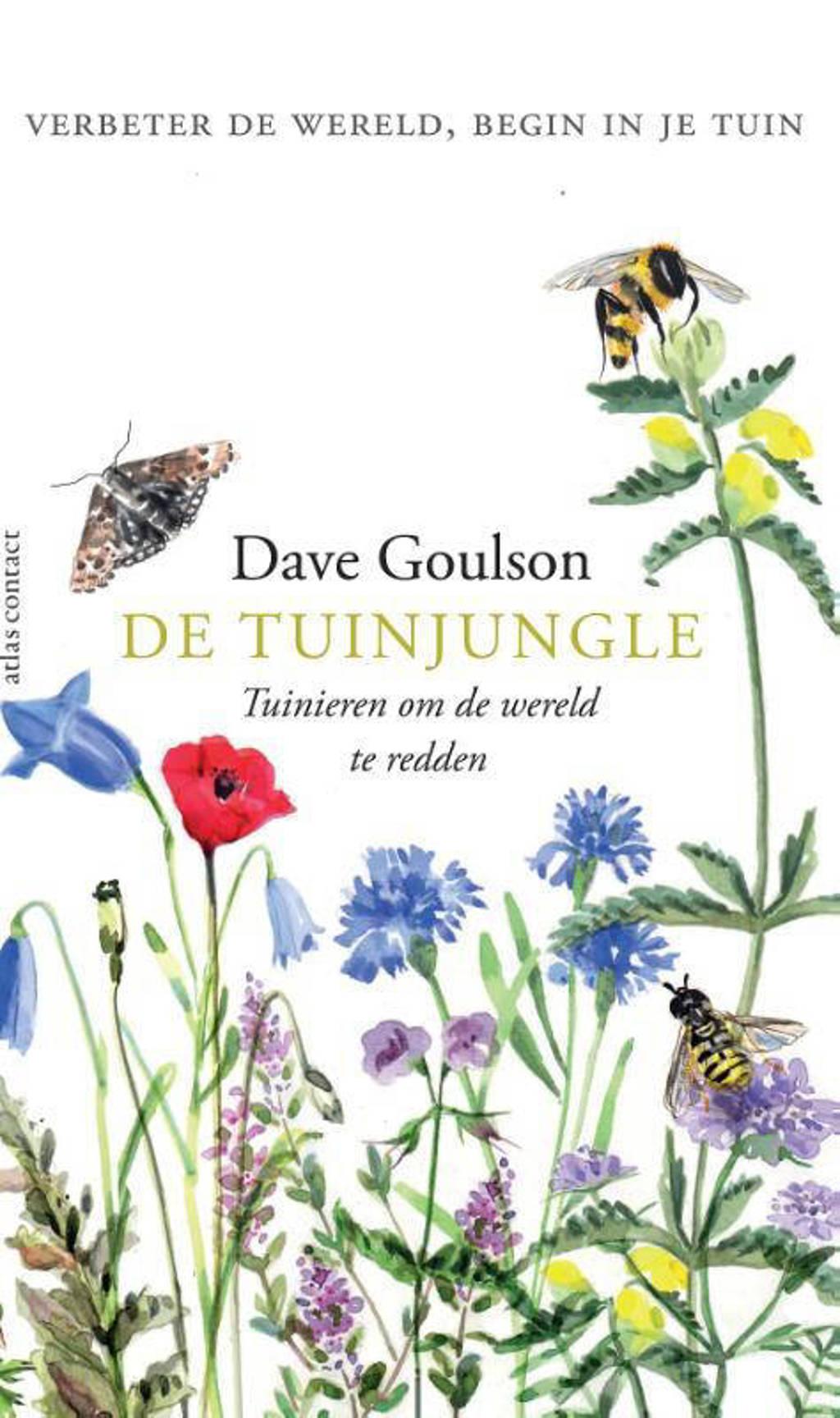De tuinjungle - Dave Goulson