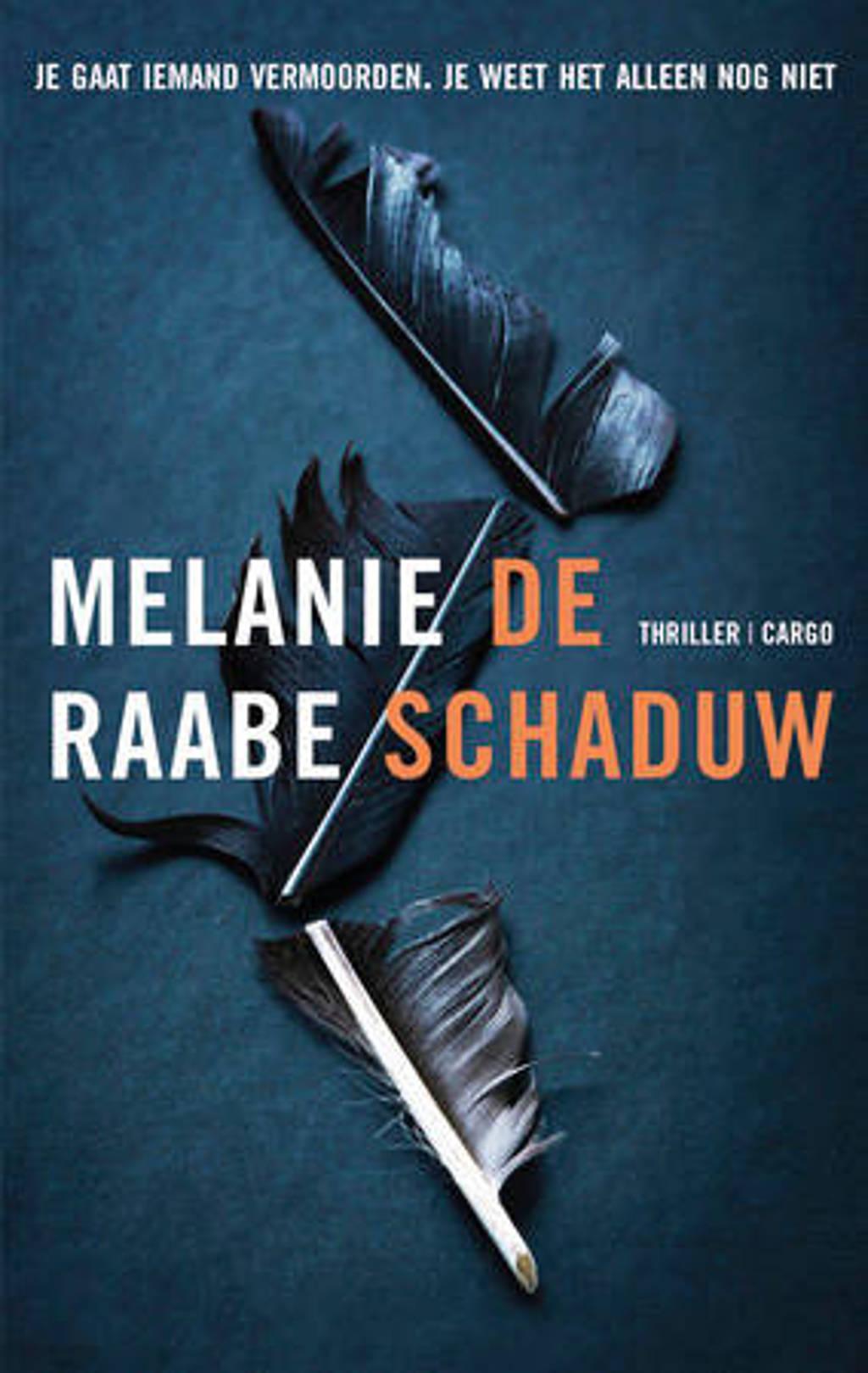 De schaduw - Melanie Raabe