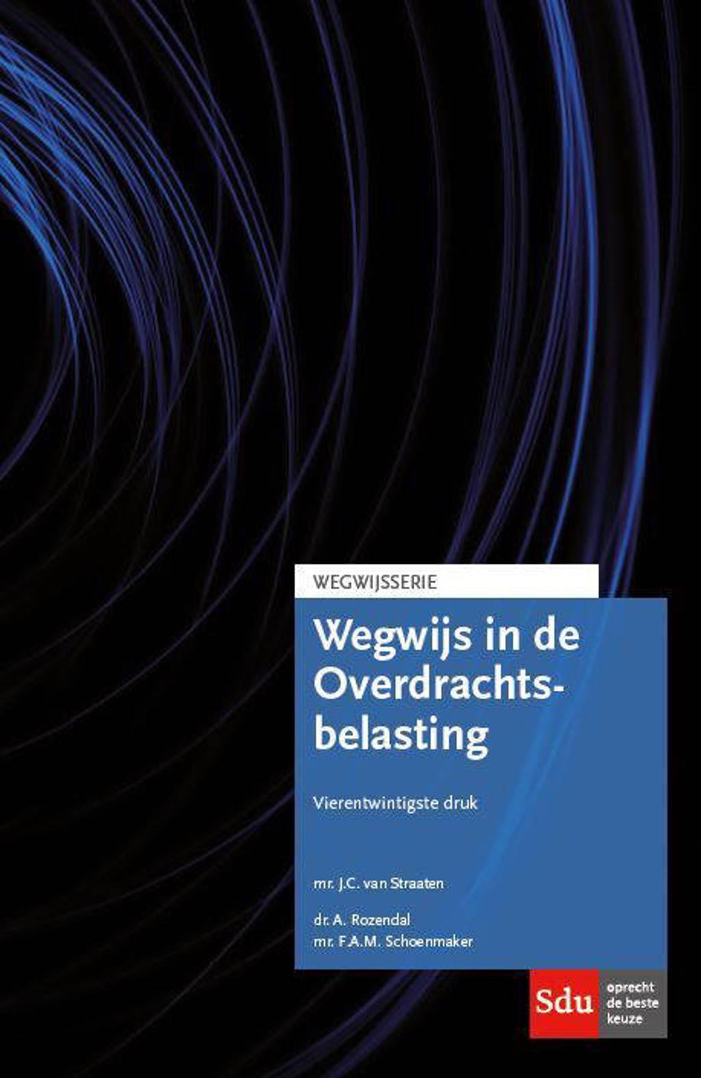 Wegwijsserie: Wegwijs in de overdrachtsbelasting 2019 - J.C. van Straaten
