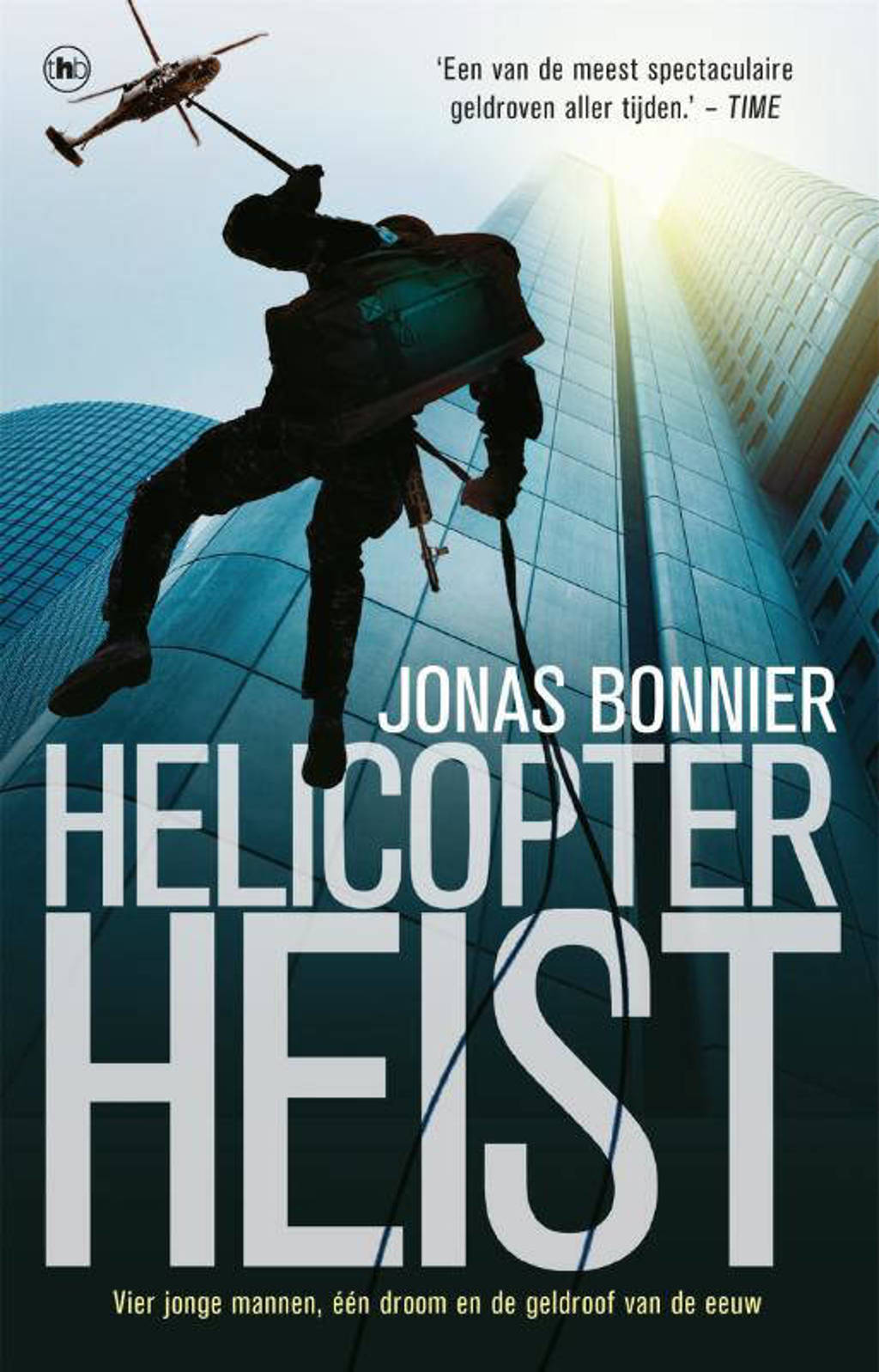 Helicopter Heist - Jonas Bonnier