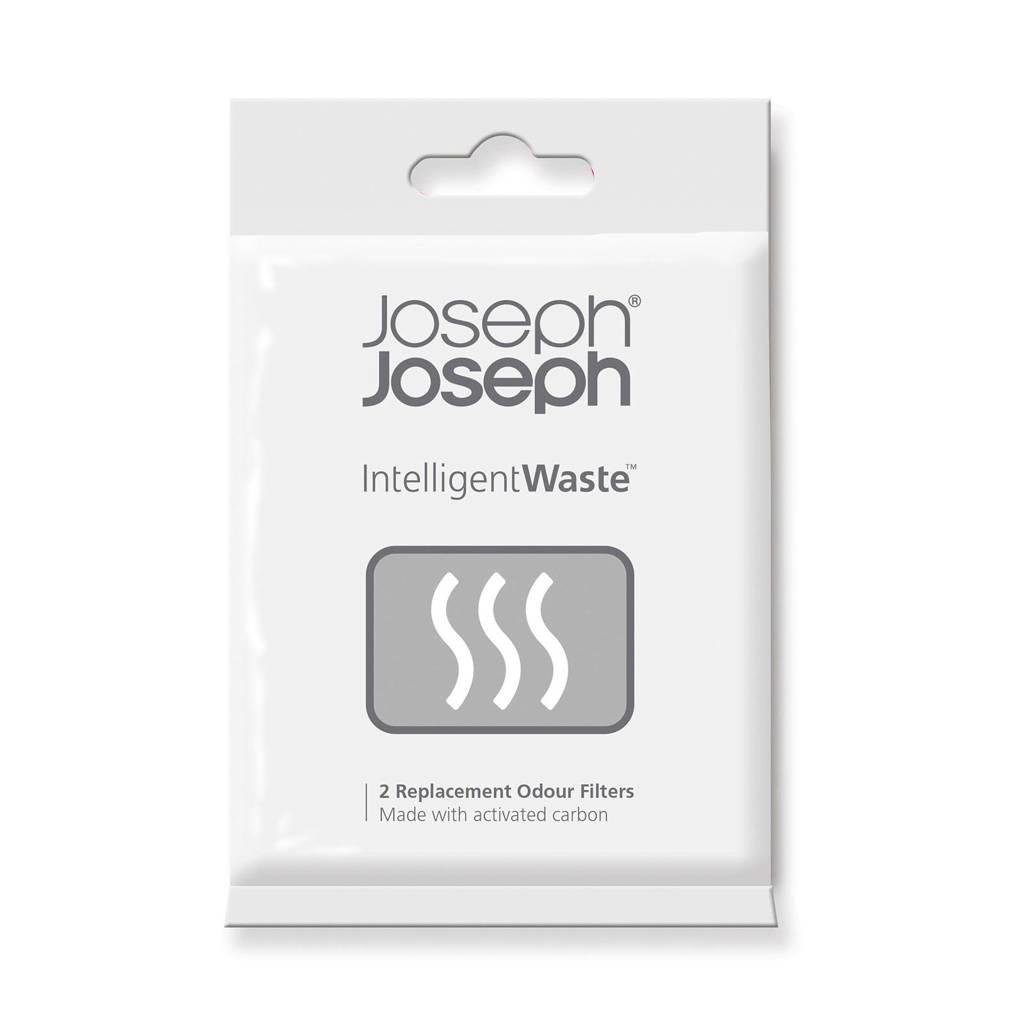Joseph Joseph Intelligent Waste Geurfilter Set van 2 Stuks