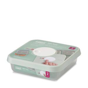 Organize Dial Babybewaarbox met Datumfrequentie Set van 5 Stuks