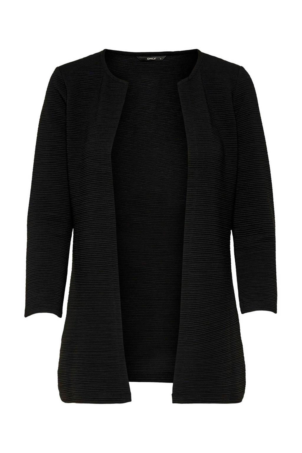 ONLY vest, Zwart